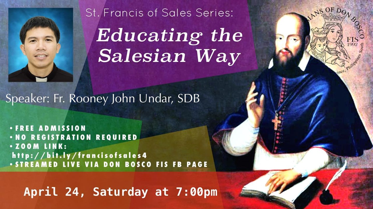 The Salesian Style of Educating