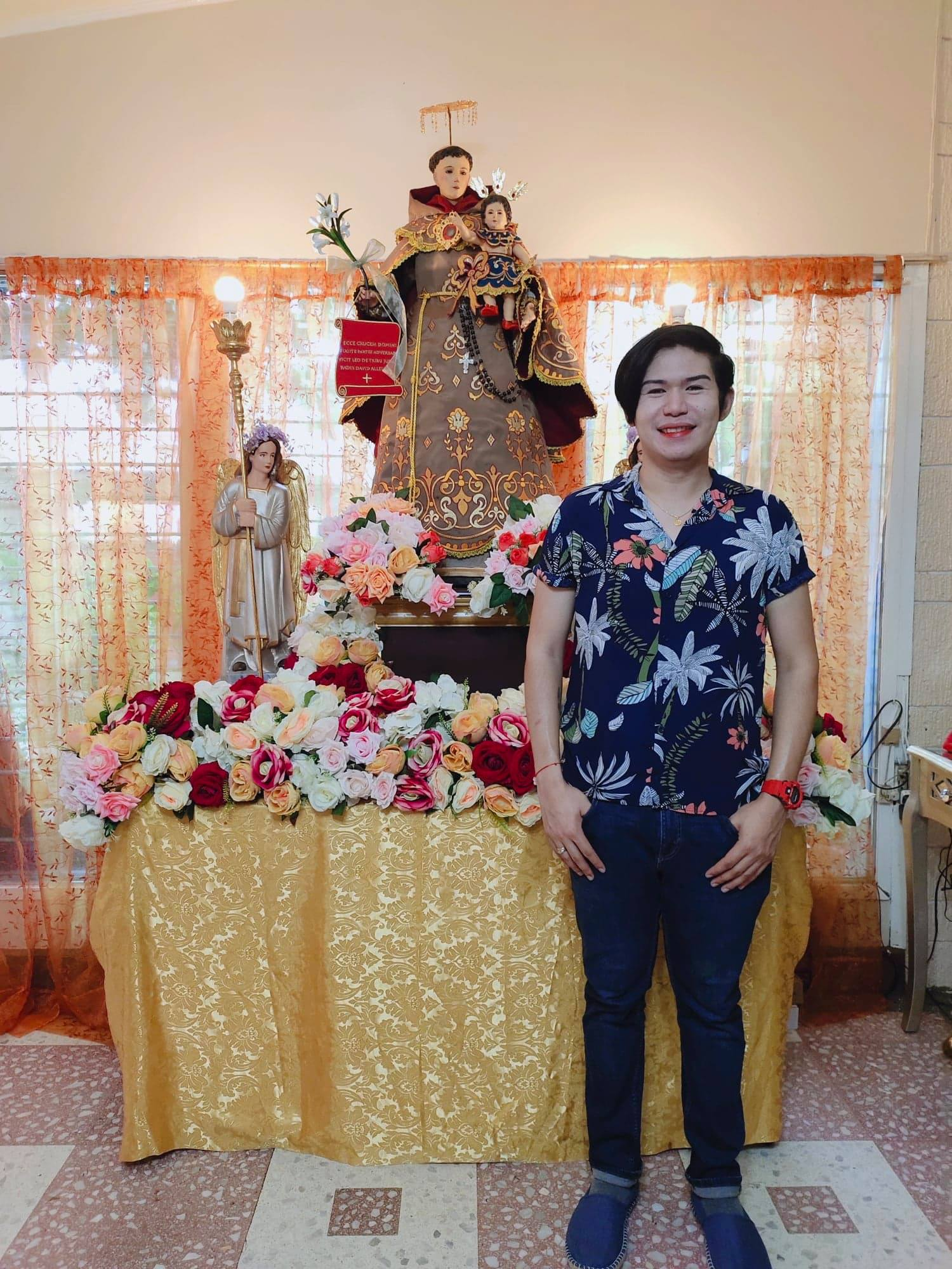 Bosconian Marian Devotee promotes the Entrustment Prayer among fellow Front-liners